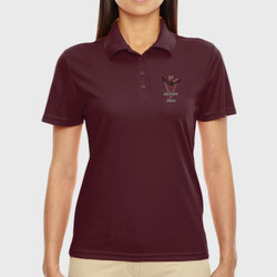 SQ-23 Mom Performance Polo
