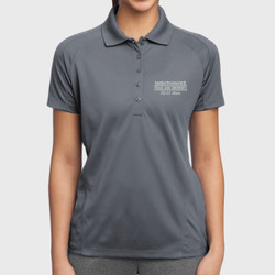 SQ-23 Mom Dri-Mesh Polo