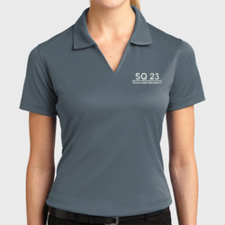 SQ-23 Ladies Dri-Mesh Polo
